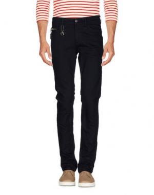 Джинсовые брюки COSTUME NEMUTSO. Цвет: синий