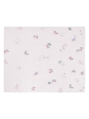 Палантин Eleganzza. Цвет: зеленый, бледно-розовый, терракотовый