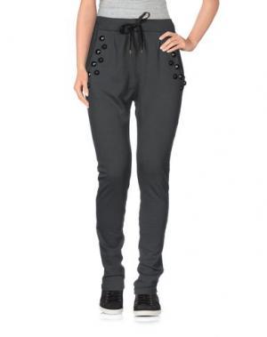 Повседневные брюки TILL.DA. Цвет: свинцово-серый