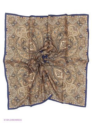 Платок Stilla s.r.l.. Цвет: синий