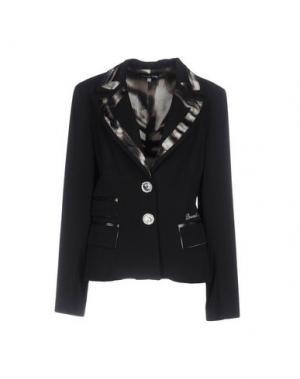 Пиджак DANIELA DREI. Цвет: черный