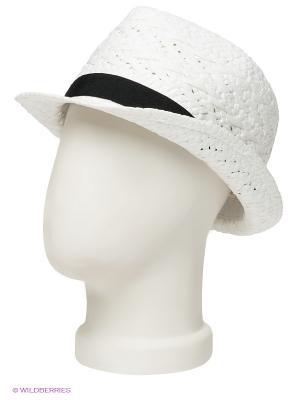 Шляпа Canoe. Цвет: белый, черный
