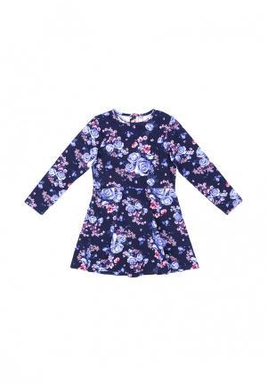 Платье PlayToday. Цвет: фиолетовый