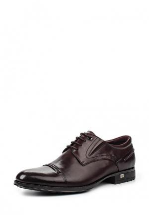 Туфли ElRosso El'Rosso. Цвет: коричневый