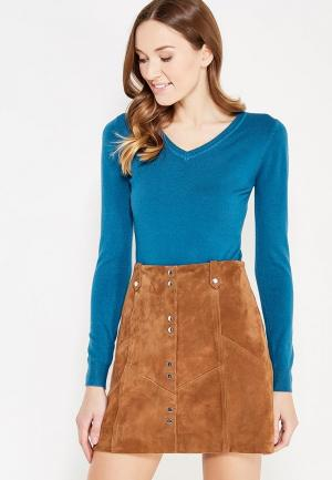 Пуловер Koralline. Цвет: синий