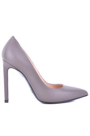 Туфли Marco Barbabella. Цвет: серый