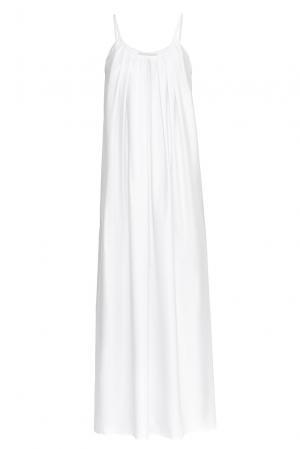 Платье из хлопка PG-181241 Studia Pepen. Цвет: белый