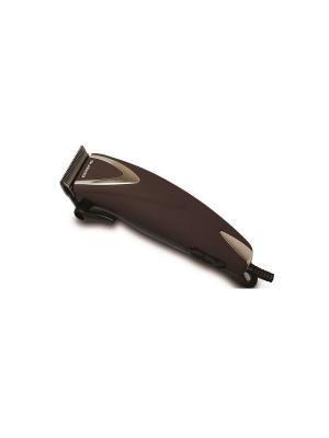 Триммер Polaris PHC 0714 коричневый 7Вт (насадок в компл:4шт). Цвет: коричневый