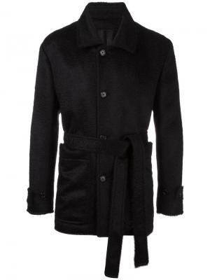 Куртка Harrison Ann Demeulemeester. Цвет: чёрный