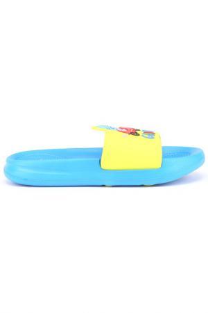 Пляжная обувь Peppa Pig. Цвет: желтые,синие