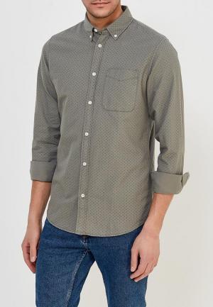 Рубашка Jack & Jones. Цвет: хаки