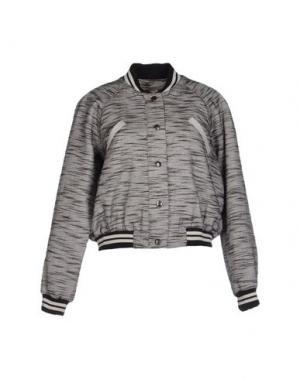 Куртка BY ZOÉ. Цвет: черный