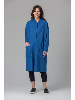 Пальто HELMIDGE. Цвет: синий, молочный