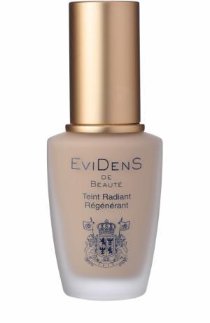 Тональный крем Teint Radiant, оттенок 1 EviDenS de Beaute. Цвет: бесцветный