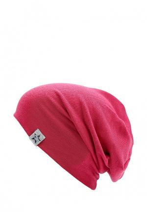 Шапка Modis. Цвет: розовый