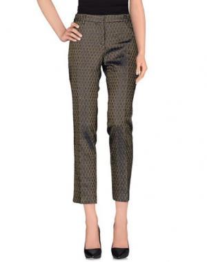 Повседневные брюки TRĒS CHIC S.A.R.T.O.R.I.A.L. Цвет: золотистый