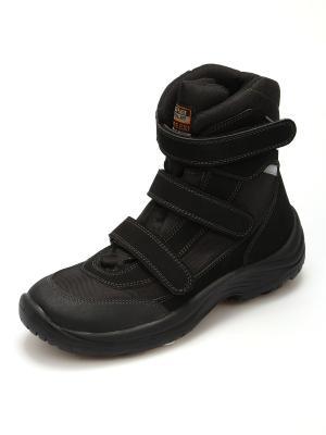 Ботинки Alaska Originale. Цвет: черный