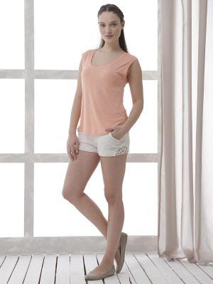Комплект одежды RELAX MODE. Цвет: молочный