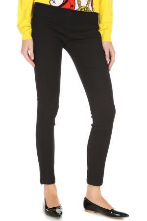 Классические брюки стрейч Alysi. Цвет: черный