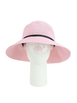Шляпа Moltini. Цвет: сиреневый