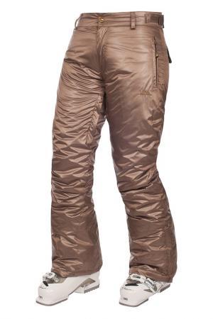 Спортивные брюки Trespass. Цвет: коричневый