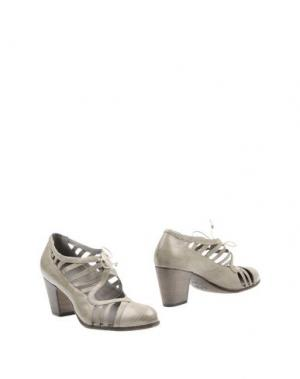 Ботинки INK. Цвет: светло-серый