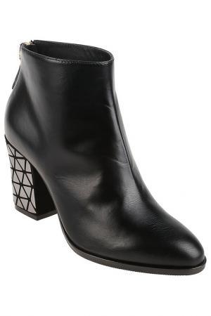 Ботинки GREYMER. Цвет: черный