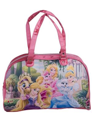 Сумочка Disney Princess. Цвет: розовый, голубой
