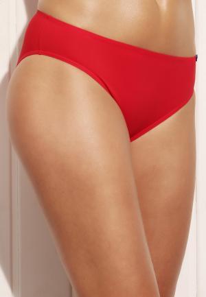 - Luxury Essentials Трусики бикини Красный Cyell