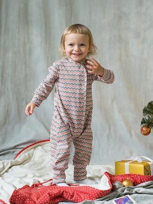 Пижама Bambinizon. Цвет: розовый