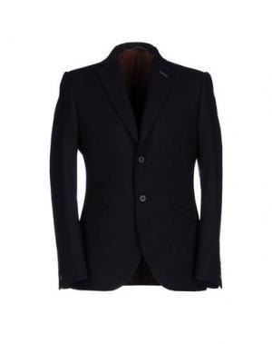 Пиджак MAURIZIO MIRI. Цвет: темно-синий