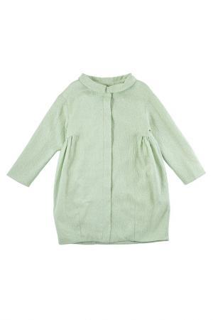 Пальто MORLEY. Цвет: зеленый