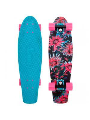 Комплект лонгборд NICKEL 27 LTD (SS) PENNY. Цвет: черный, голубой, розовый