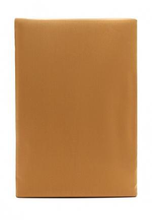 Комплект постельного белья Хлопковый Край. Цвет: оранжевый