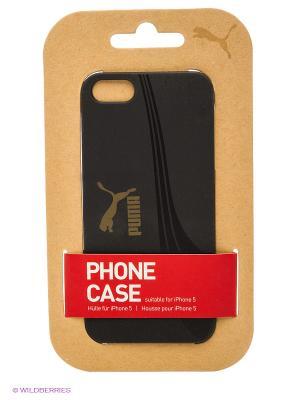 Чехол для телефона PUMA Bytes Phone Case. Цвет: черный