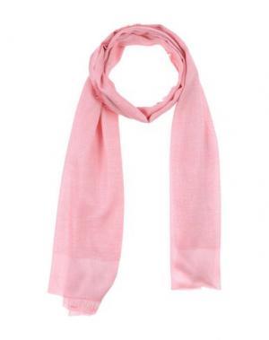 Палантин DONDUP. Цвет: розовый