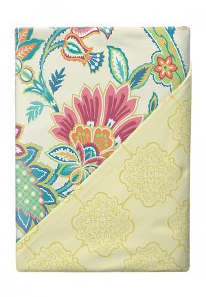 Комплект постельного белья 1,5-спальный Verossa. Цвет: желтый