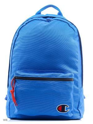 Рюкзак городской CHAMPION. Цвет: голубой