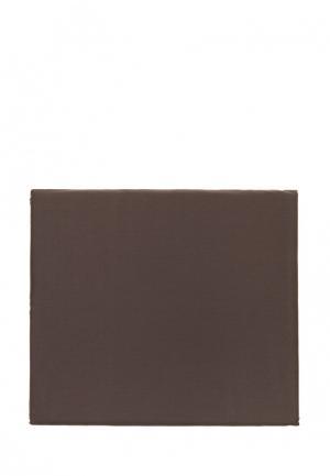 Простыня Bovi. Цвет: коричневый