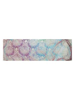 Палантин Eleganzza. Цвет: синий, голубой, зеленый, лиловый, темно-бежевый