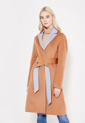 Пальто Liu Jo. Цвет: коричневый