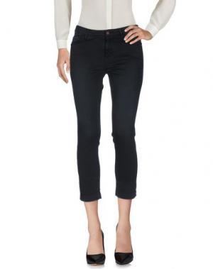 Повседневные брюки FOUDESIR. Цвет: черный