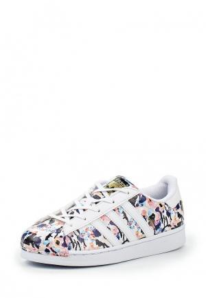 Кеды adidas Originals. Цвет: разноцветный