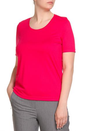 Блуза, 2 шт. HELENA VERA. Цвет: фуксия