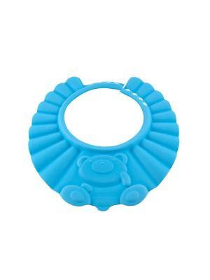 Козырек Для Душа Baby Swimmer Голубой. Цвет: голубой