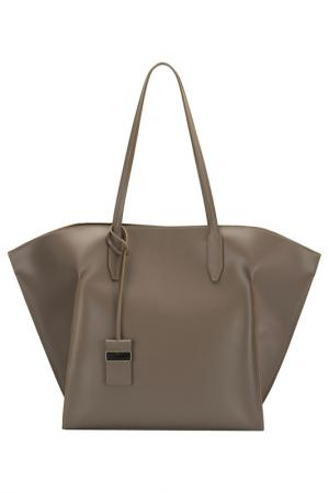 Bag Giulia Massari. Цвет: grey