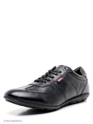 Кроссовки Levi's®. Цвет: черный