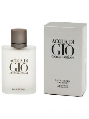 Acqua Di Gio man edt 50 ml Armani. Цвет: белый