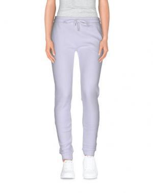 Повседневные брюки DIRK BIKKEMBERGS SPORT COUTURE. Цвет: белый