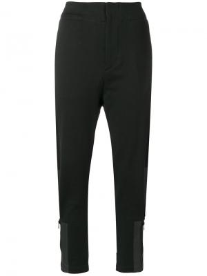 Спортивные брюки Y-3. Цвет: чёрный